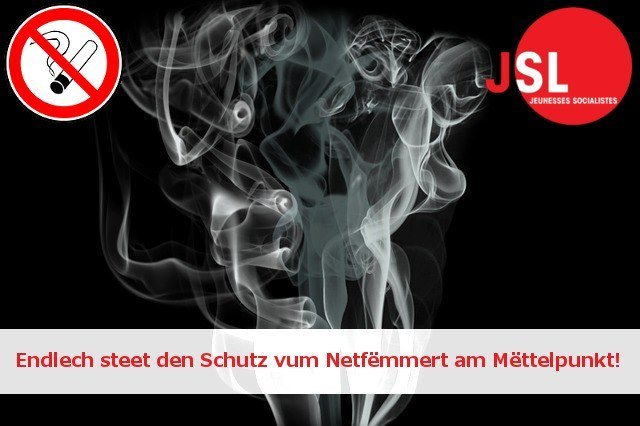 """""""JA"""" zum Rauchverbot. Endlich mehr Schutz für Nichtraucher!"""