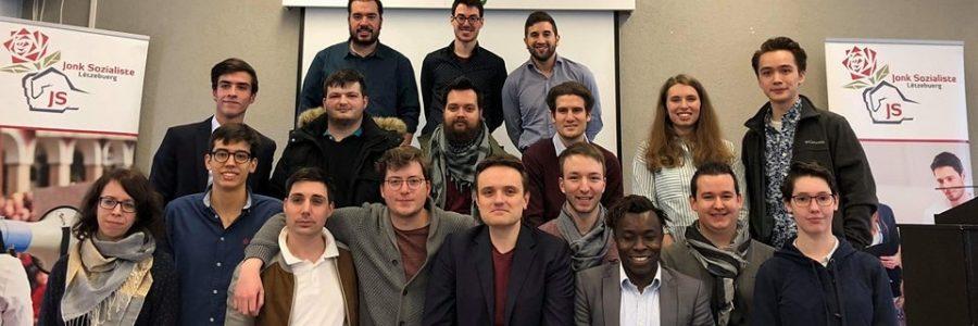 JSL Nationalkongress 2018 – Sozial, nachhaltig, progressiv